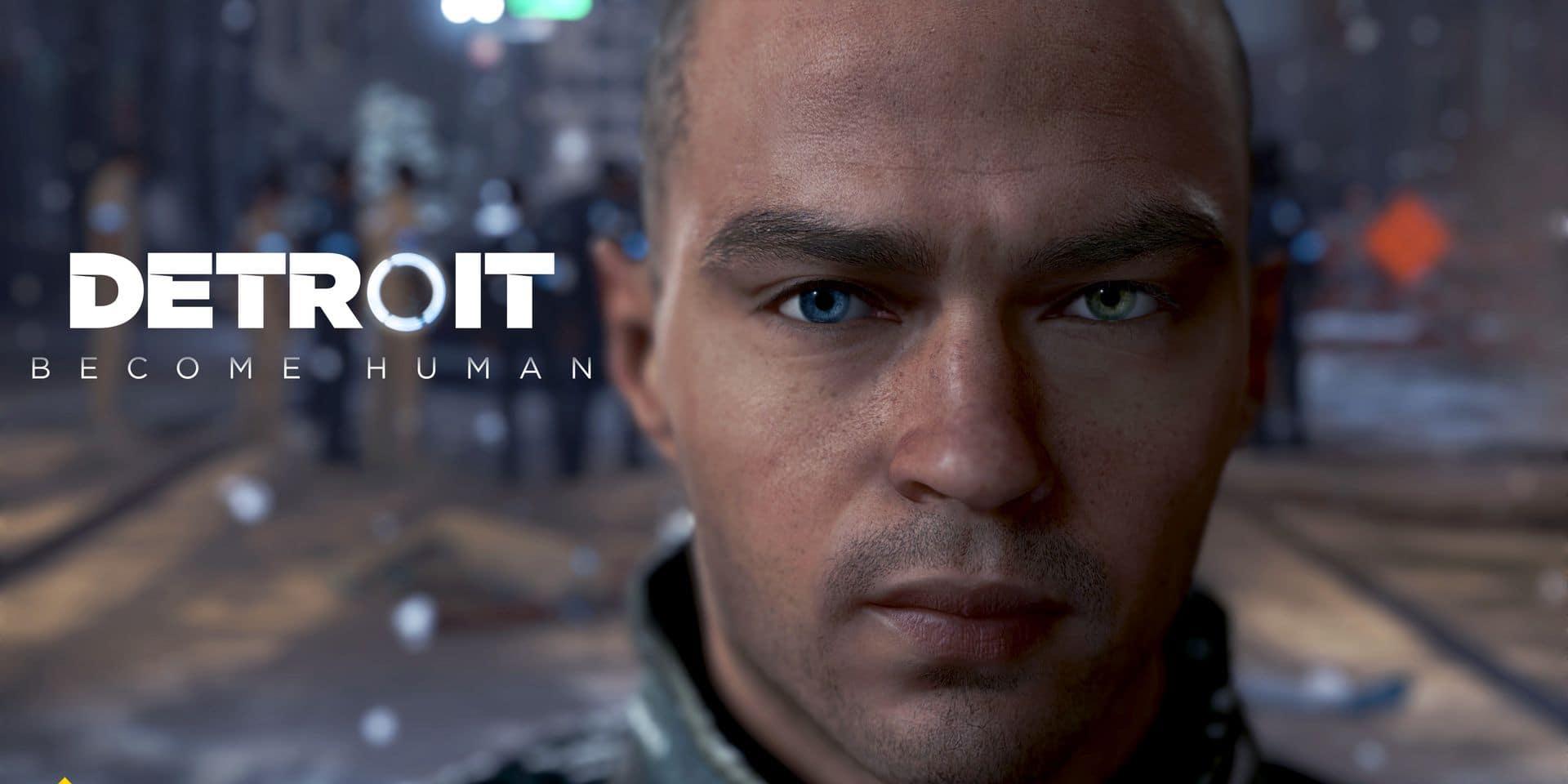 Detroit: Become Human l'humanité en 2038