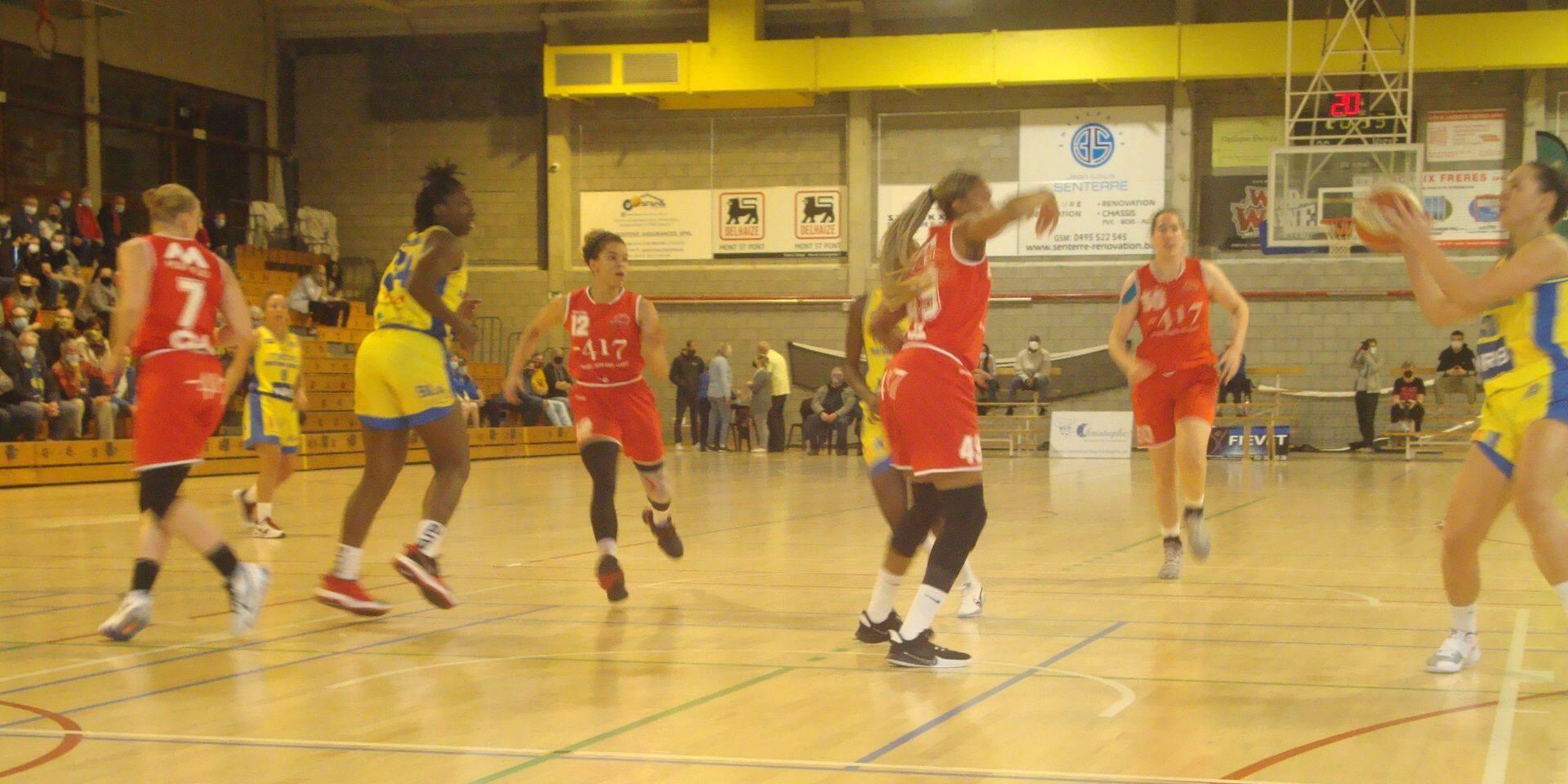 Basket-ball : un Castors-Namur amical avec quelques enseignements