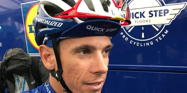 """Philippe Gilbert après Paris-Tours: """"C'est une course de VTT"""" - La DH"""