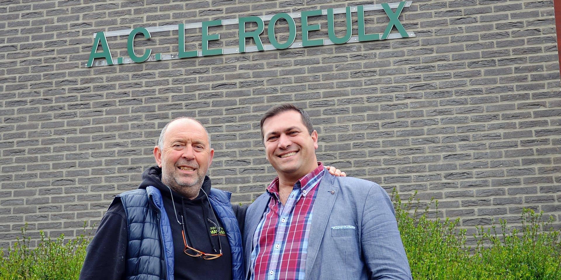 """Stefano Fragapane va quitter Le Roeulx: """"Je n'ai plus le temps"""""""