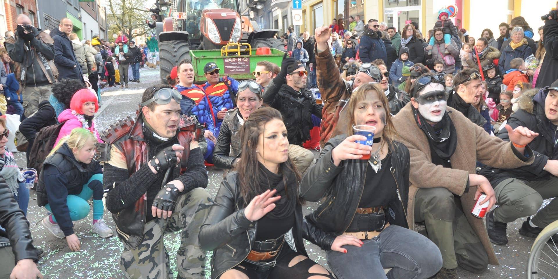 Un plan pour réduire les déchets durant le carnaval de Nivelles