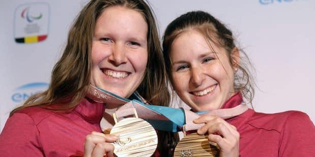 La paralympienne Eleonor Sana, médaillée de bronze à PyeongChang en ski alpin, arrête le sport de haut niveau - La DH