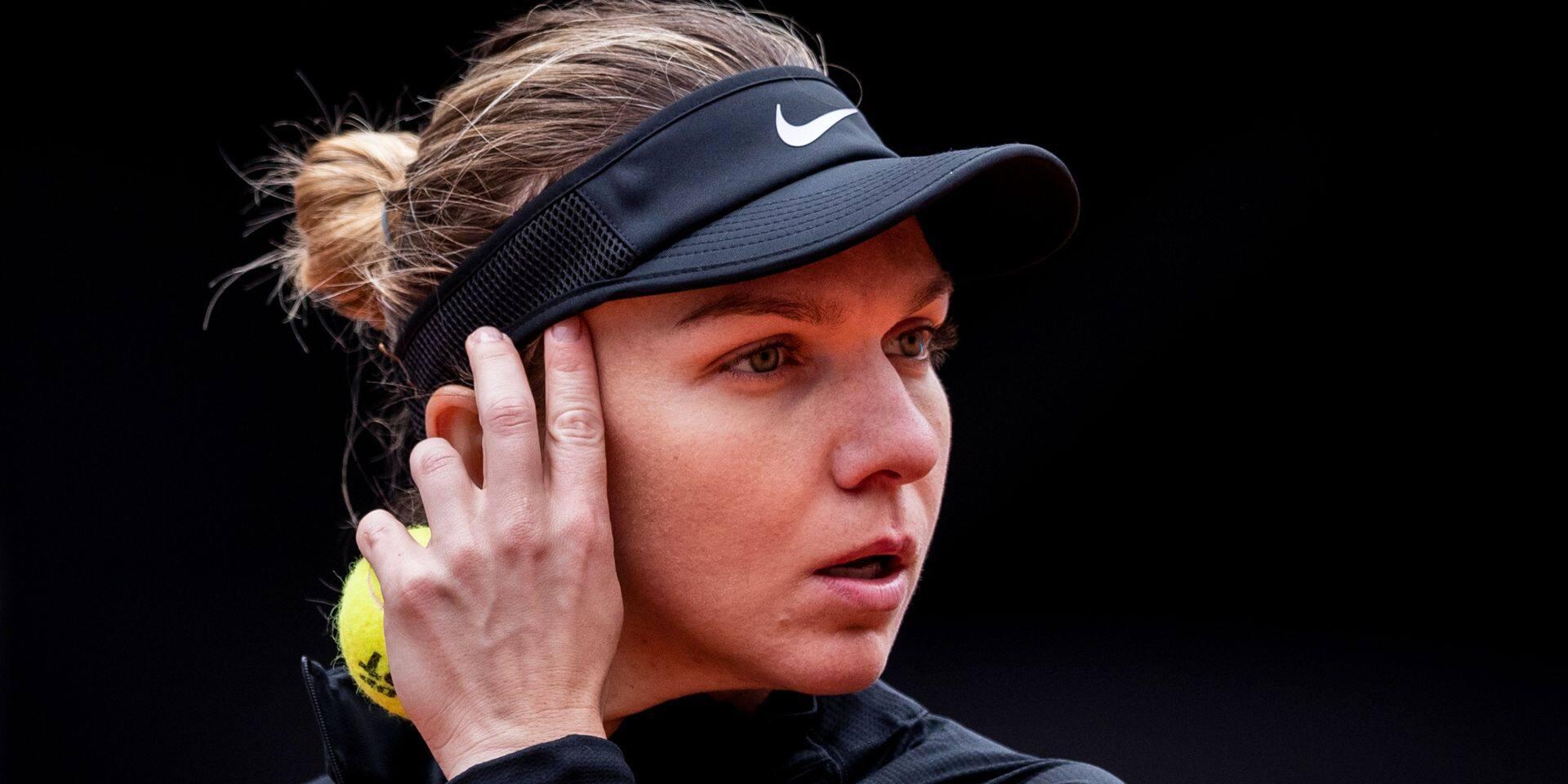 """WTA Bad Homburg : Simona Halep forfait en raison d'une """"blessure persistante"""" au mollet"""