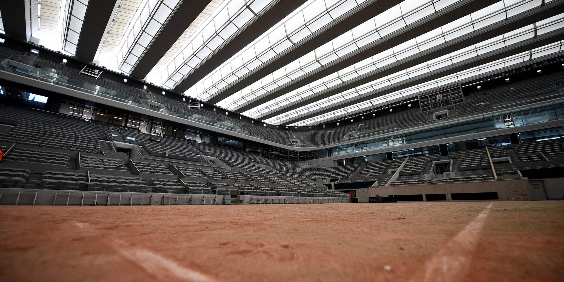 """Le directeur du tournoi de Roland Garros espère toujours """"un maximum"""" de public"""