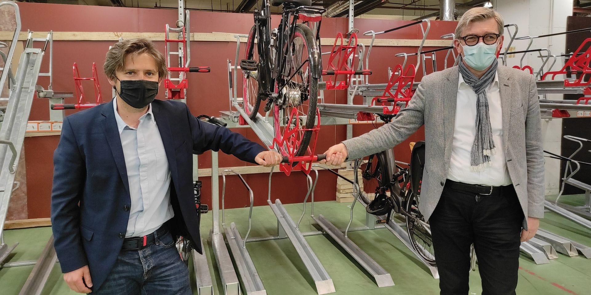 Liège : favoriser l'usage du vélo chez les agents communaux
