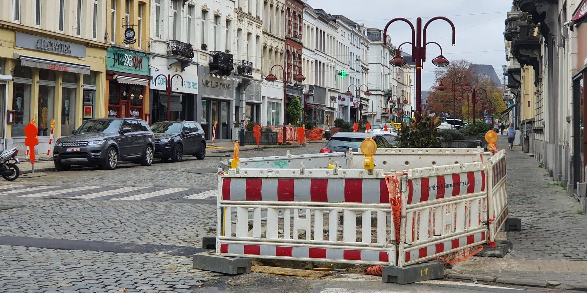 Tournai : jusqu'à 2 000 € pour les commerces impactés par les travaux