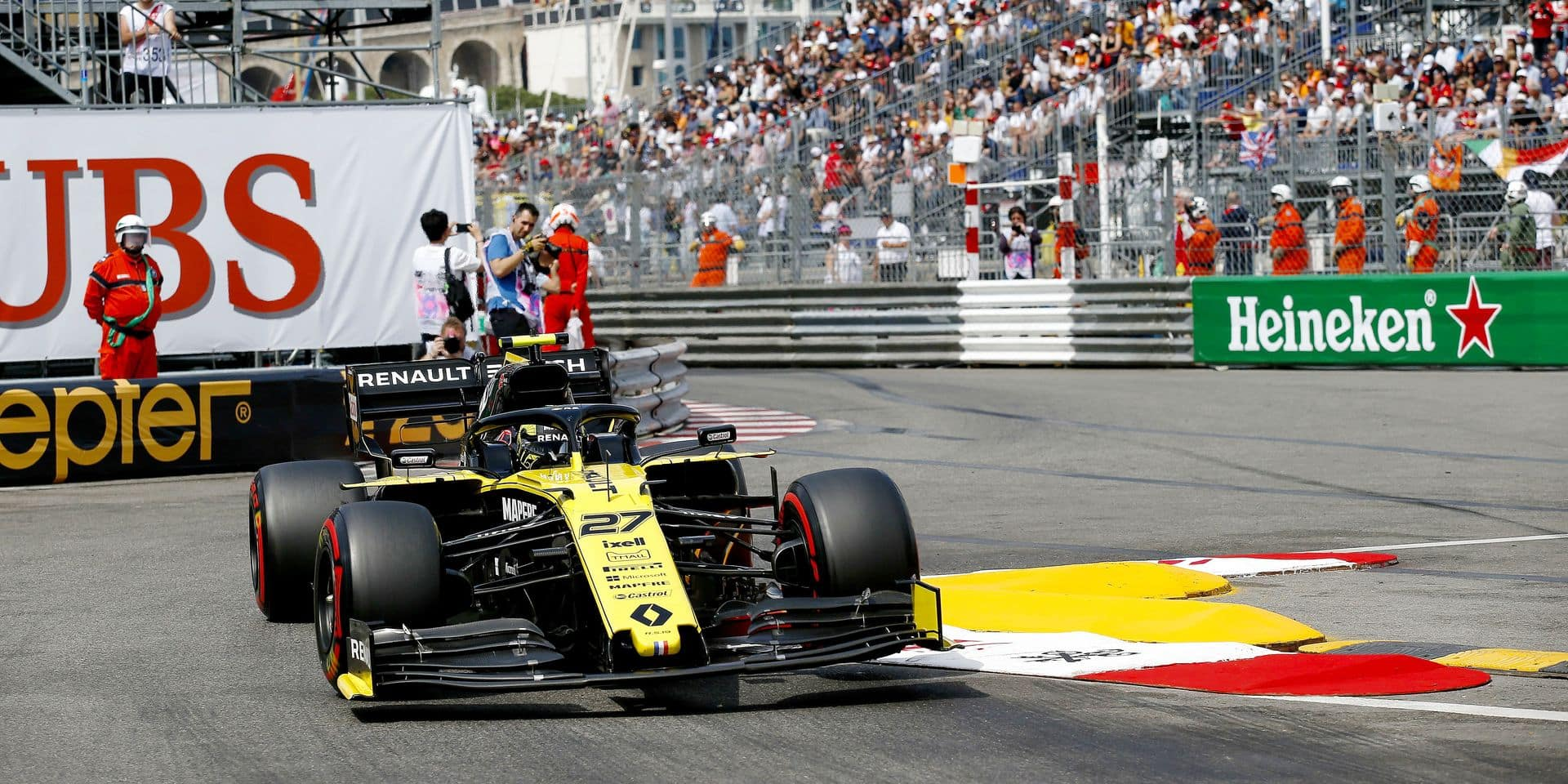 Motorsports: FIA Formula One World Championship 2019, Grand Prix of Monaco