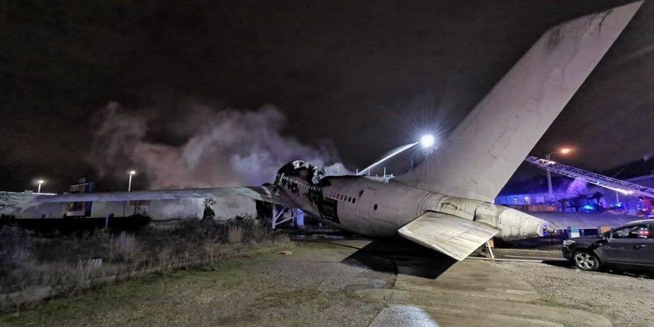 38 appartements remplaceront l'avion de Gilly, détruit par le feu