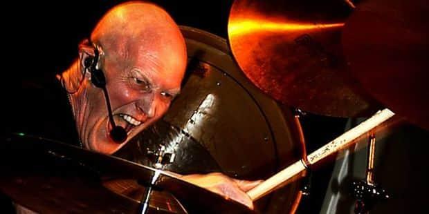 Le batteur d'AC/DC en concert à Vielsalm !