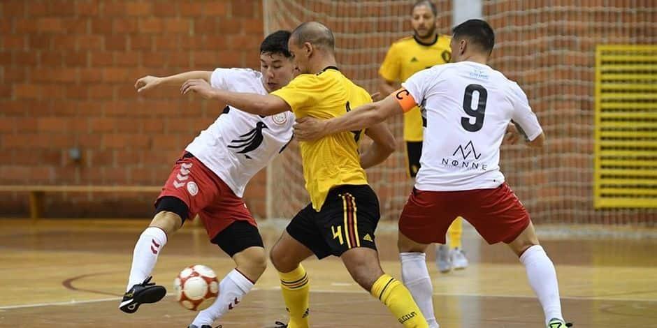 Futsal: Le groupe de l'équipe nationale est dévoilé