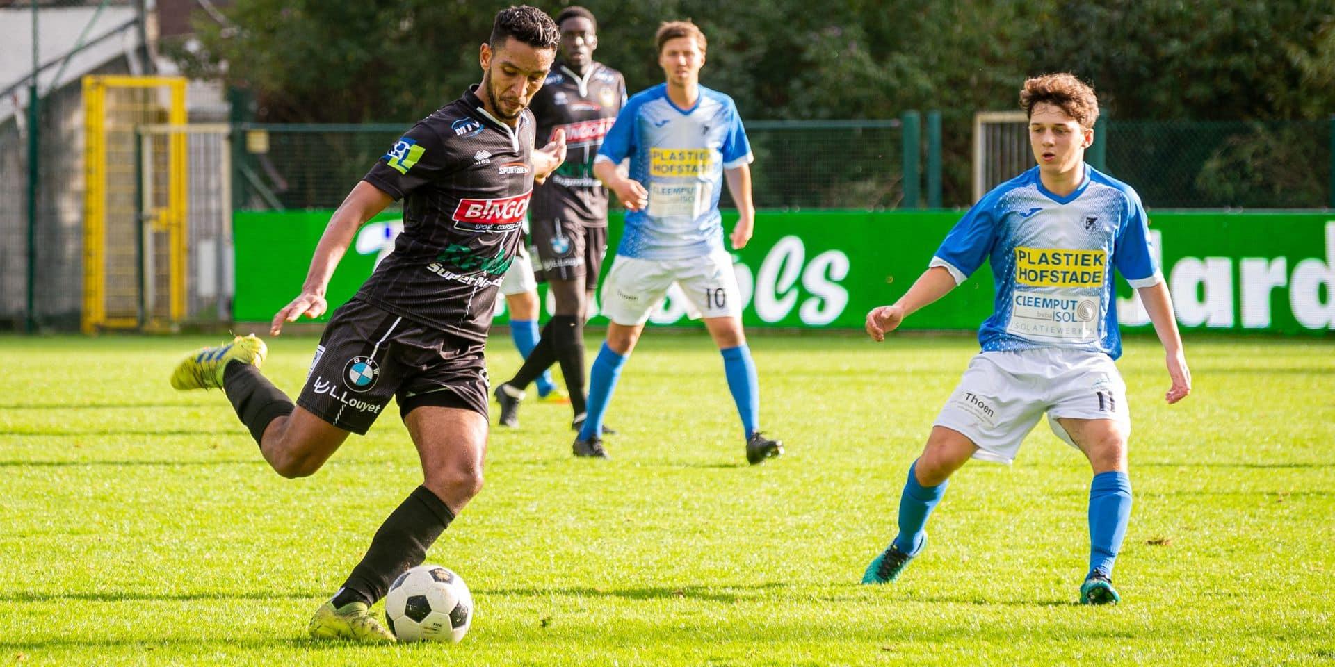 """Mehdi Khaida : de milieu défensif à attaquant: """"J'ai été agréablement surpris"""""""
