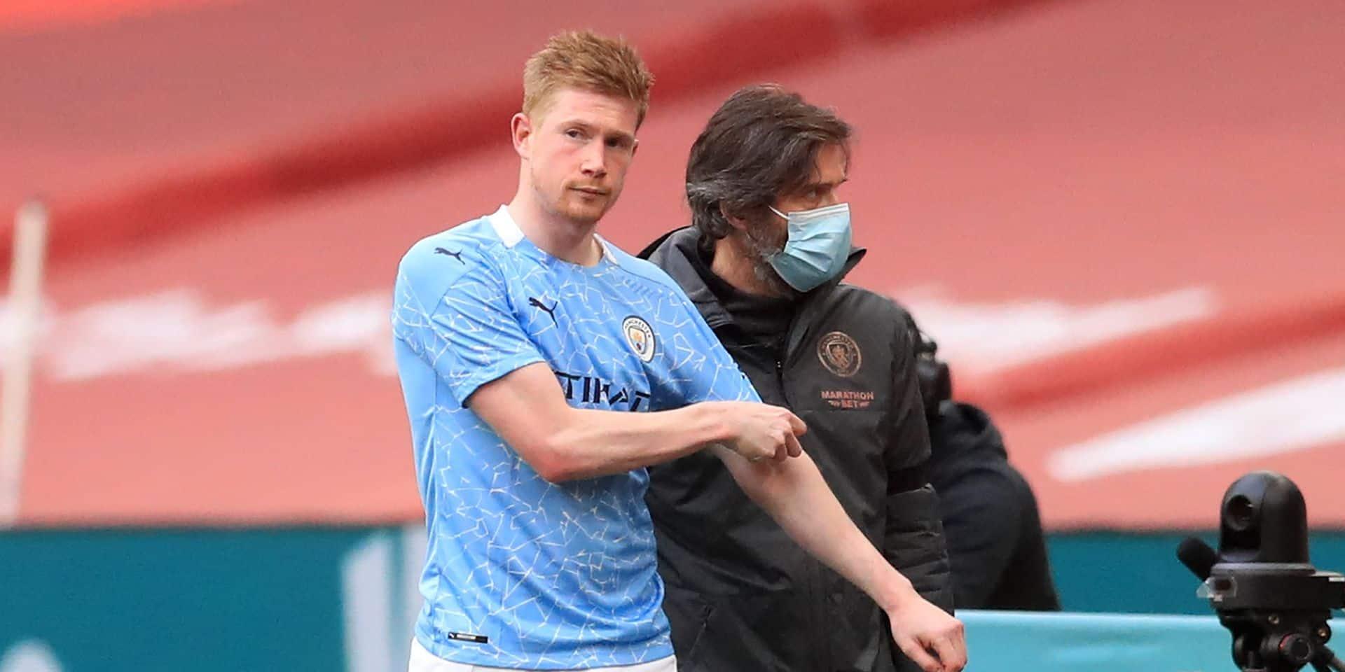 """""""De Bruyne, une âme de capitaine à Manchester City"""": le PSG est prévenu, KDB est très chaud"""