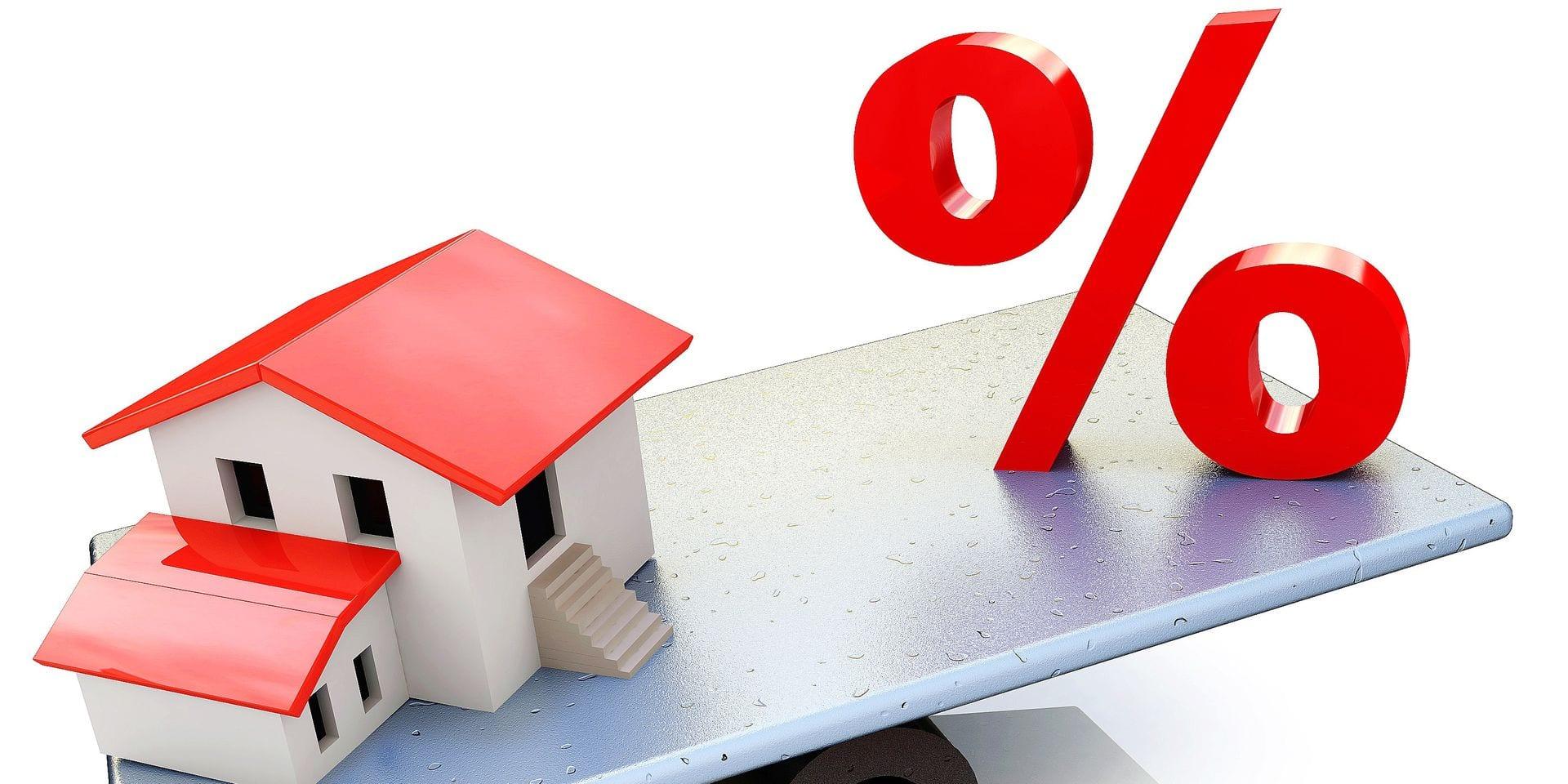 Crédits immo: le grand rush vers les crédits à taux variable, un emprunteur sur deux opte pour cette formule