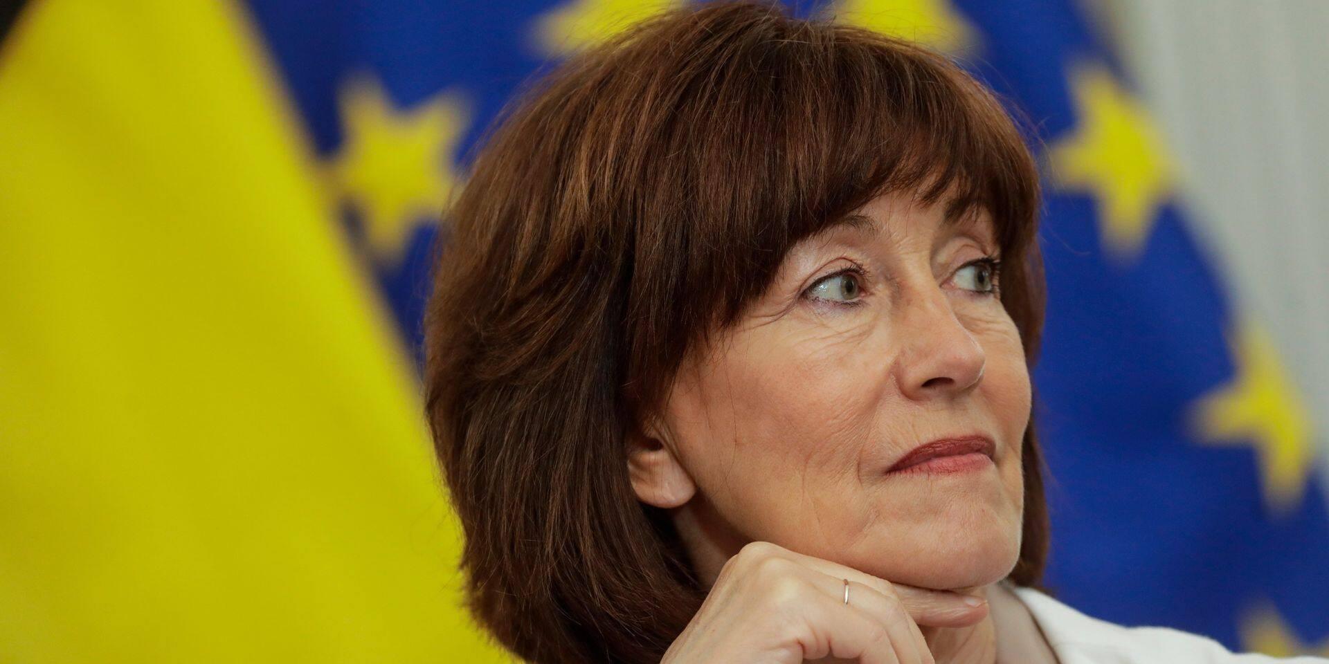"""Des élus PS embarrassés par la candidature d'Onkelinx à l'Europe: """"Cela va à l'encontre de tout ce qu'on veut au parti !"""""""