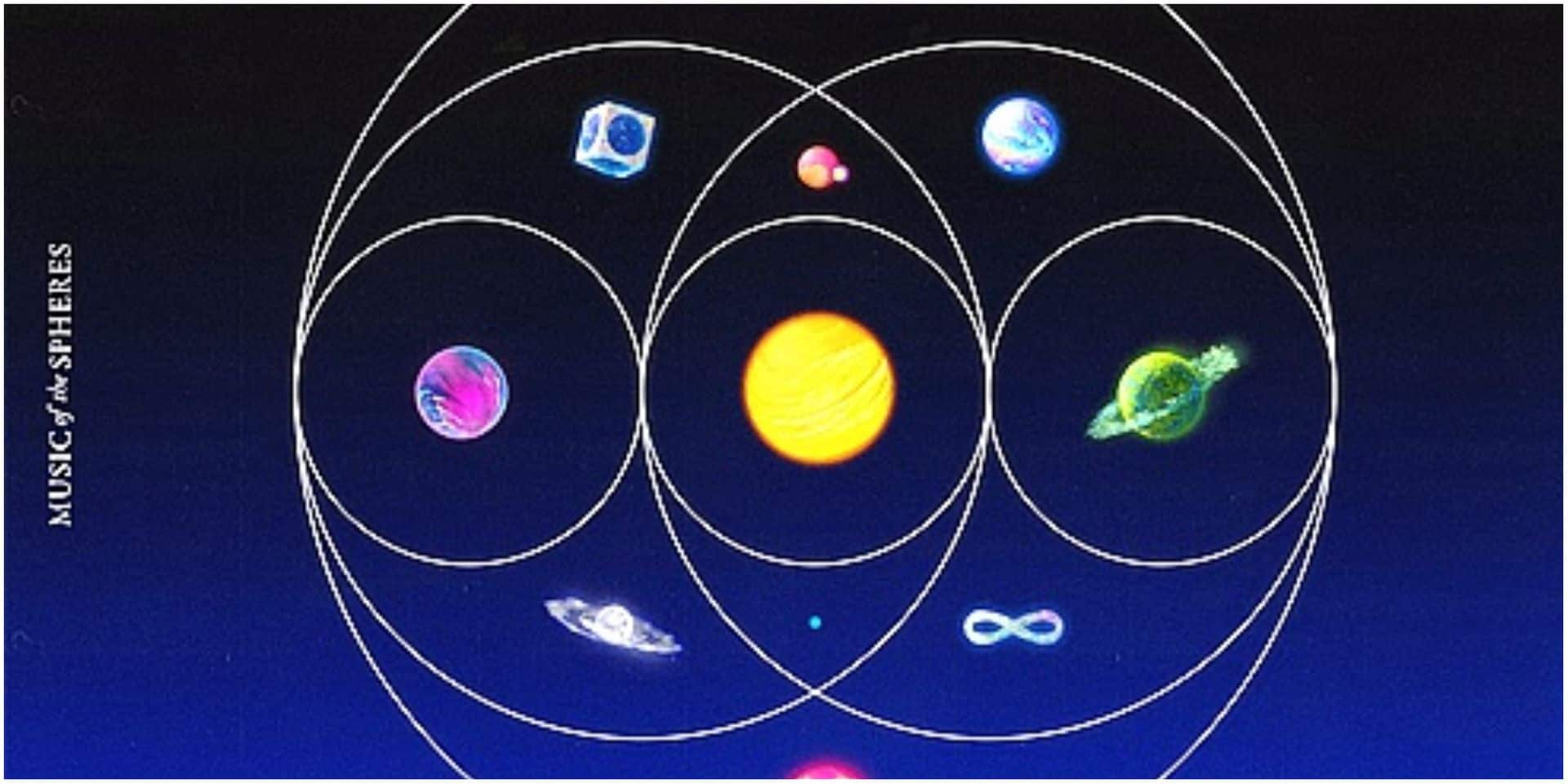 Le nouvel album de Coldplay, Music of the Spheres, est interstellaire ! (PODCAST)