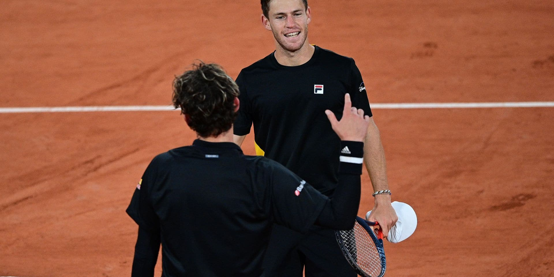 Schwartzman déboulonne Thiem à Roland-Garros