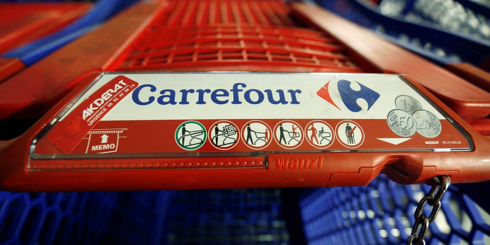 Carrefour teste le magasin… sans marques