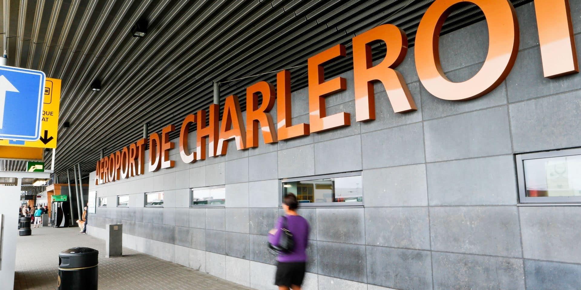 L'aéroport de Charleroi annonce sa réouverture