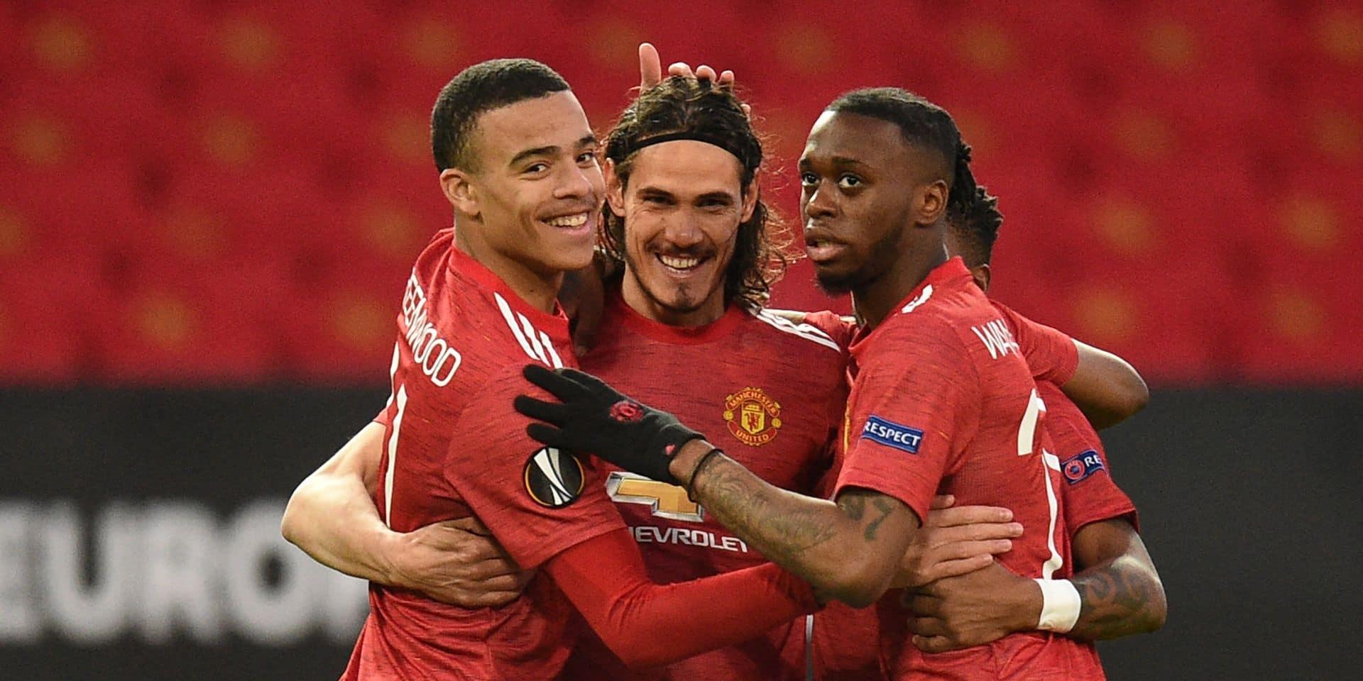 Pourquoi Manchester United doit convaincre Edinson Cavani de rester ?