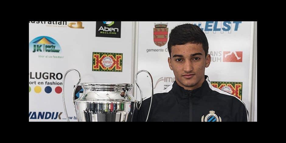 Un ancien jeune du Club Bruges et de Bologne signe à la Raal