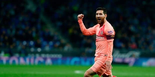 43d1b6778ae74 Ces records que Messi pourrait battre en 2019 - La DH
