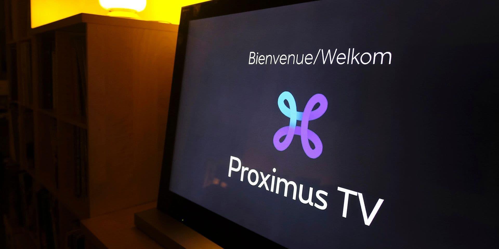 Proximus lance Pickx +, sa propre chaîne