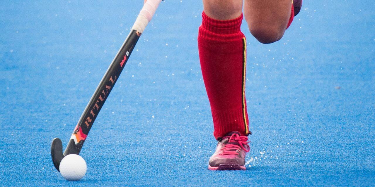 Les championnats d'Europe Juniors de hockey auront lieu à Wavre en 2022