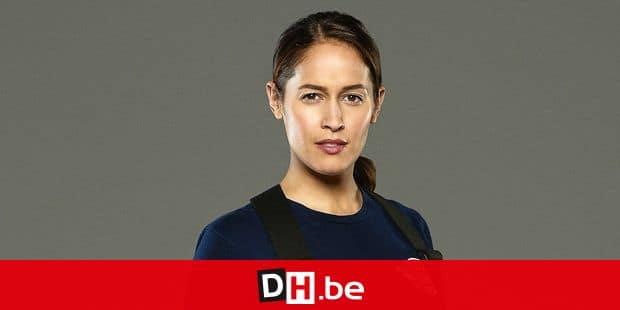 """STATION 19 - ABC's """"Station 19"""" stars Jaina Lee Ortiz as Andy Herrera. (ABC/Ed Herrera)"""