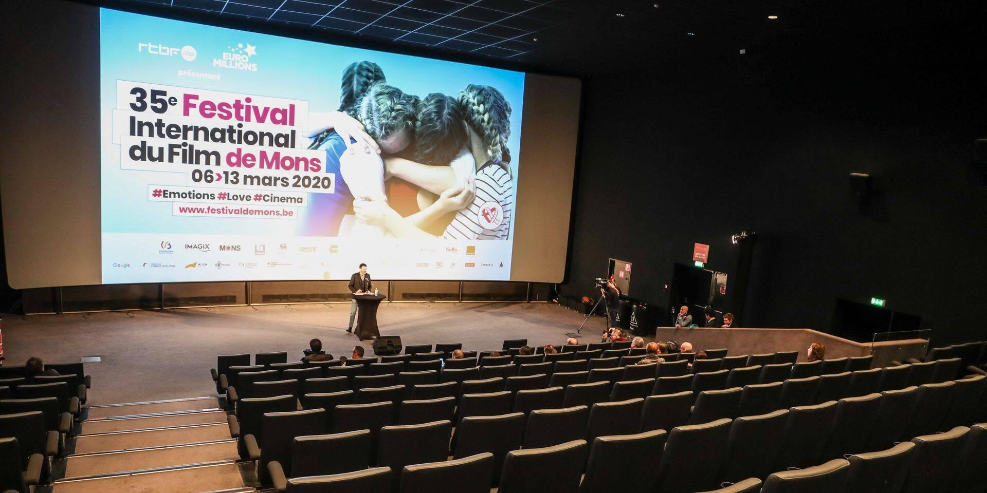 Le Festival international du Film de Mons revient en juillet