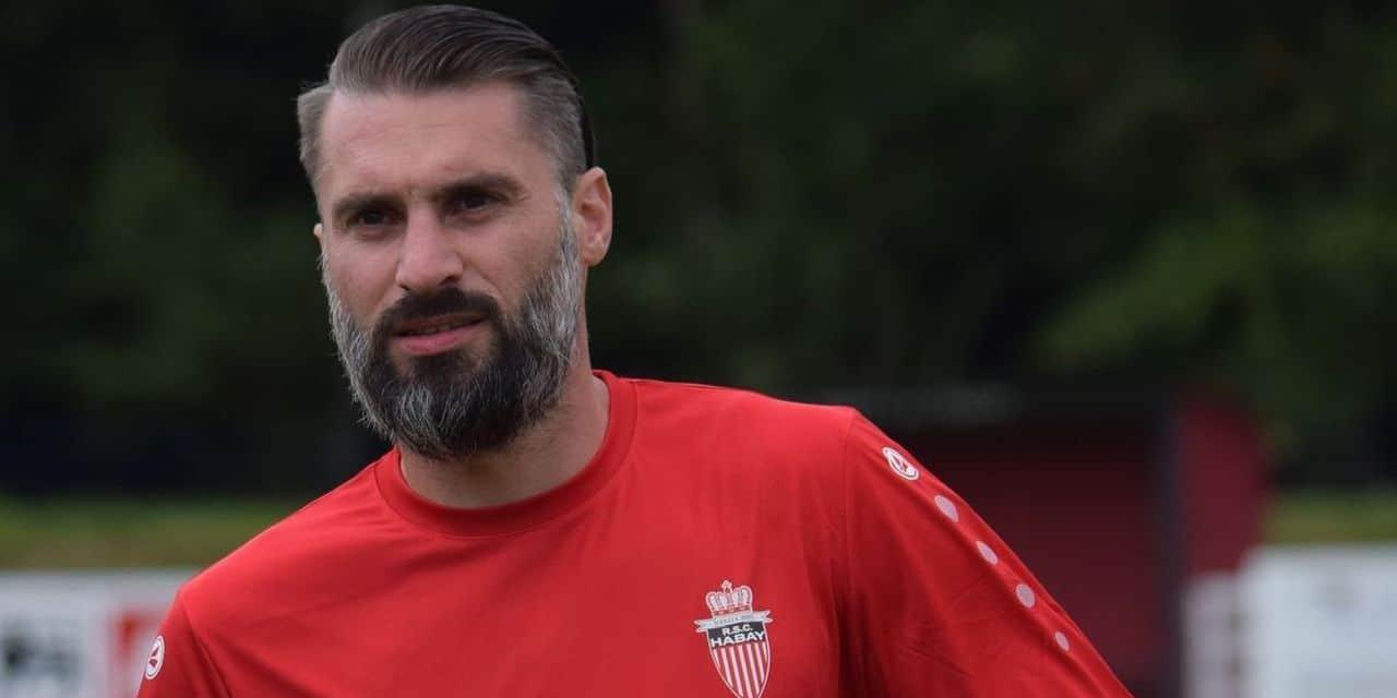"""Entraineur-joueur à Habay, Grégory Molnar (37 ans) ne s'arrête toujours pas: """"Je ne suis pas venu à Habay pour un one-shot"""""""