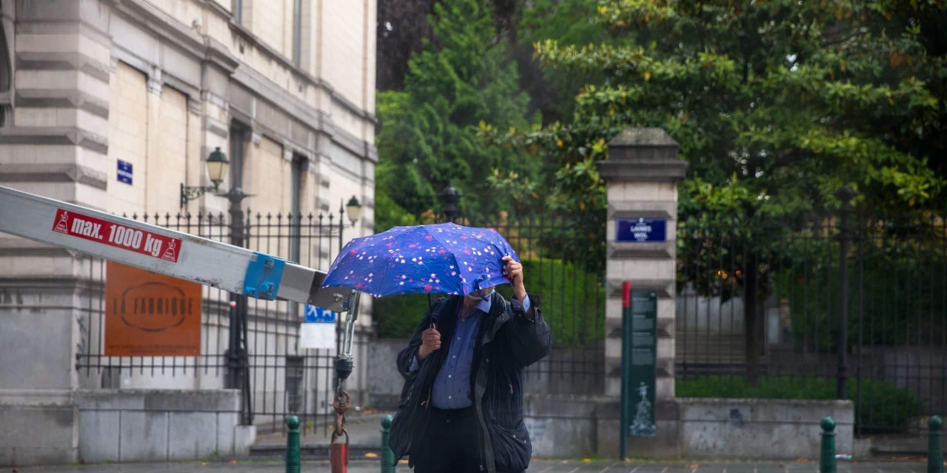 Météo: un temps couvert et assez frais en ce 1er juillet
