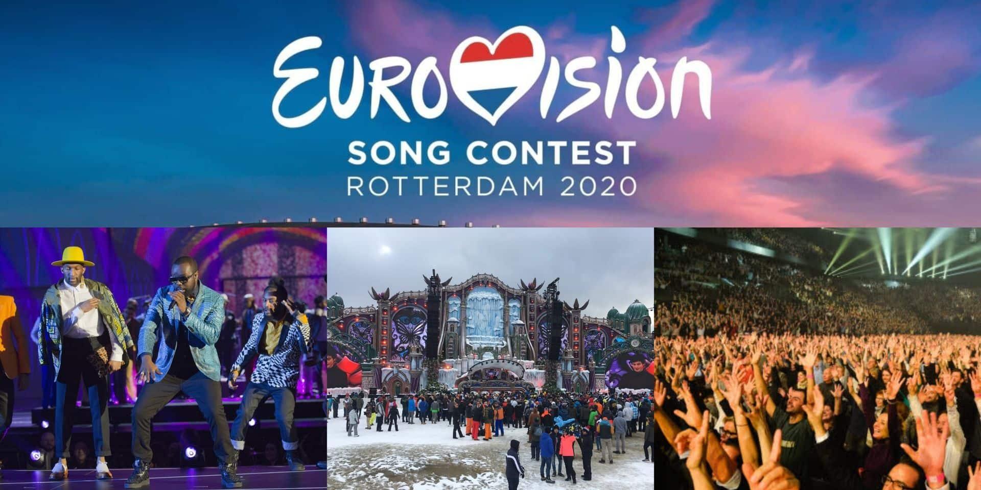Concerts annulés, spectacles reportés, Eurovision menacé: le coronavirus frappe durement les milieux culturels