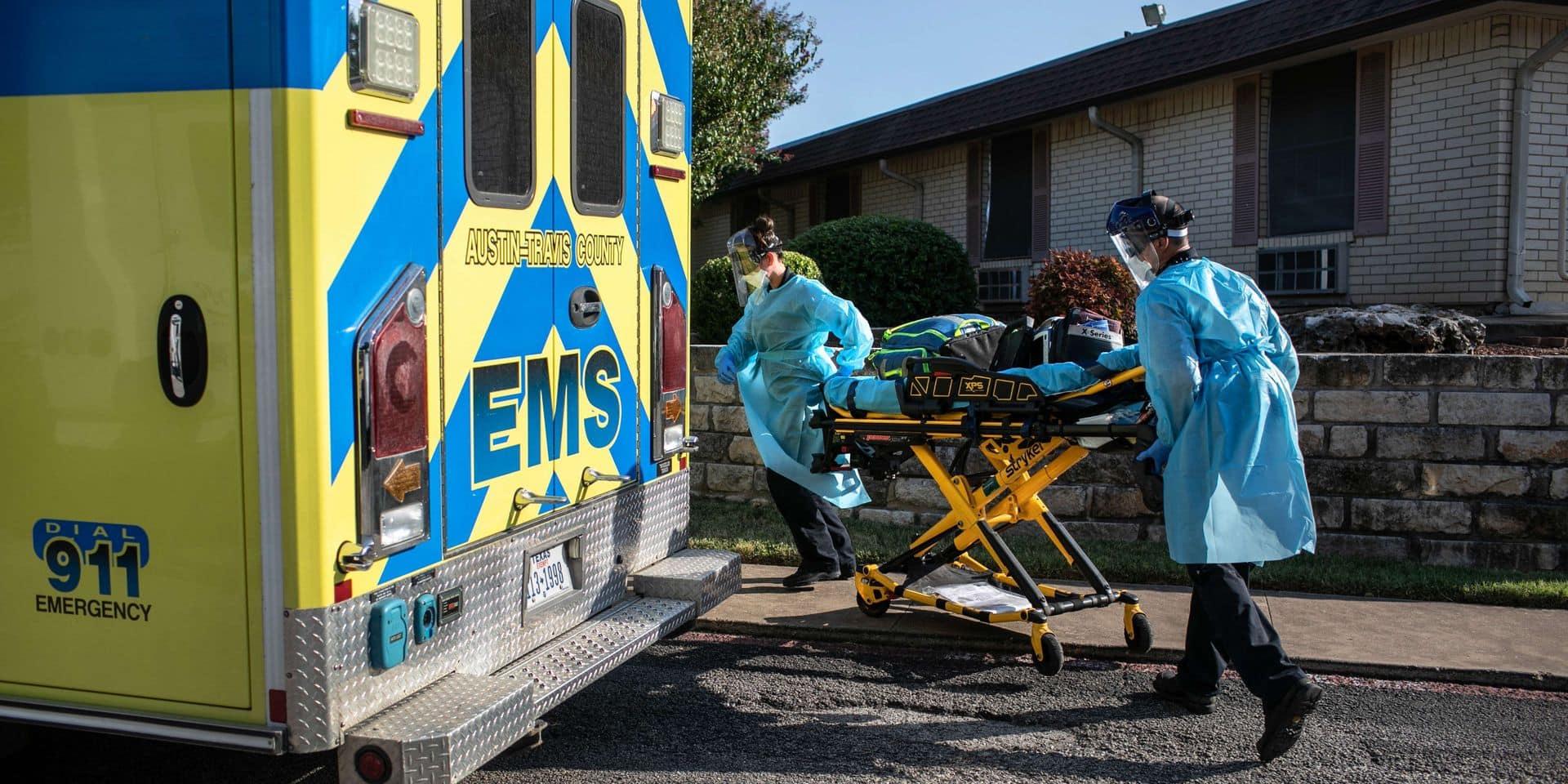 Coronavirus dans le monde: la barre des six millions de cas franchie aux USA, les nouvelles contaminations au plus bas depuis deux mois en Australie