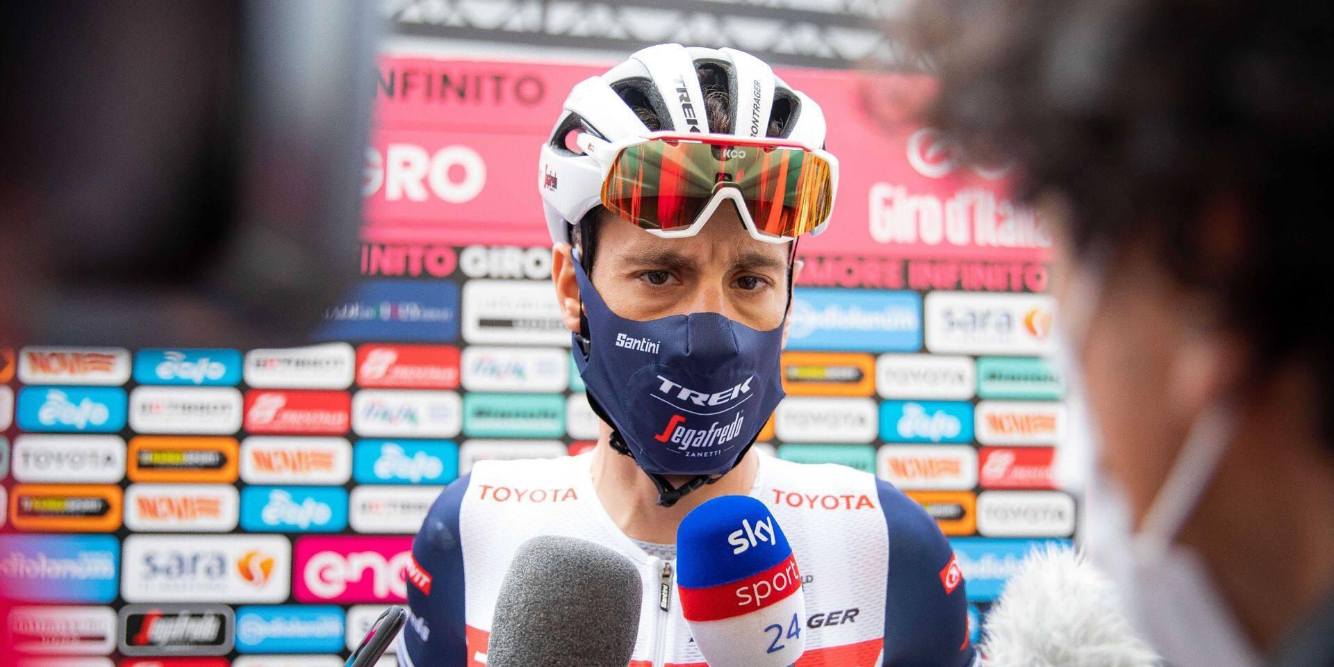 """Mauro Vegni évalue l'applaudimètre du Giro : """"Nibali reste le plus populaire"""""""
