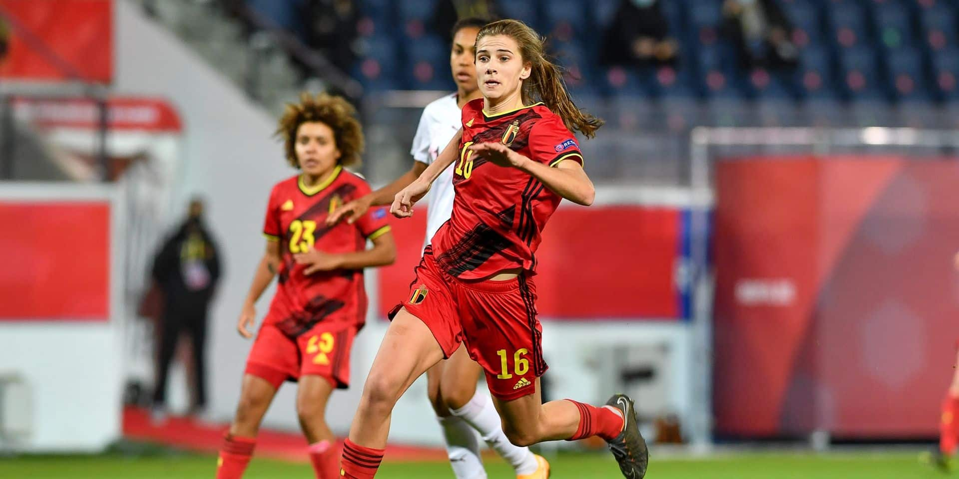 29 Red Flames pour l'Allemagne et les Pays-Bas