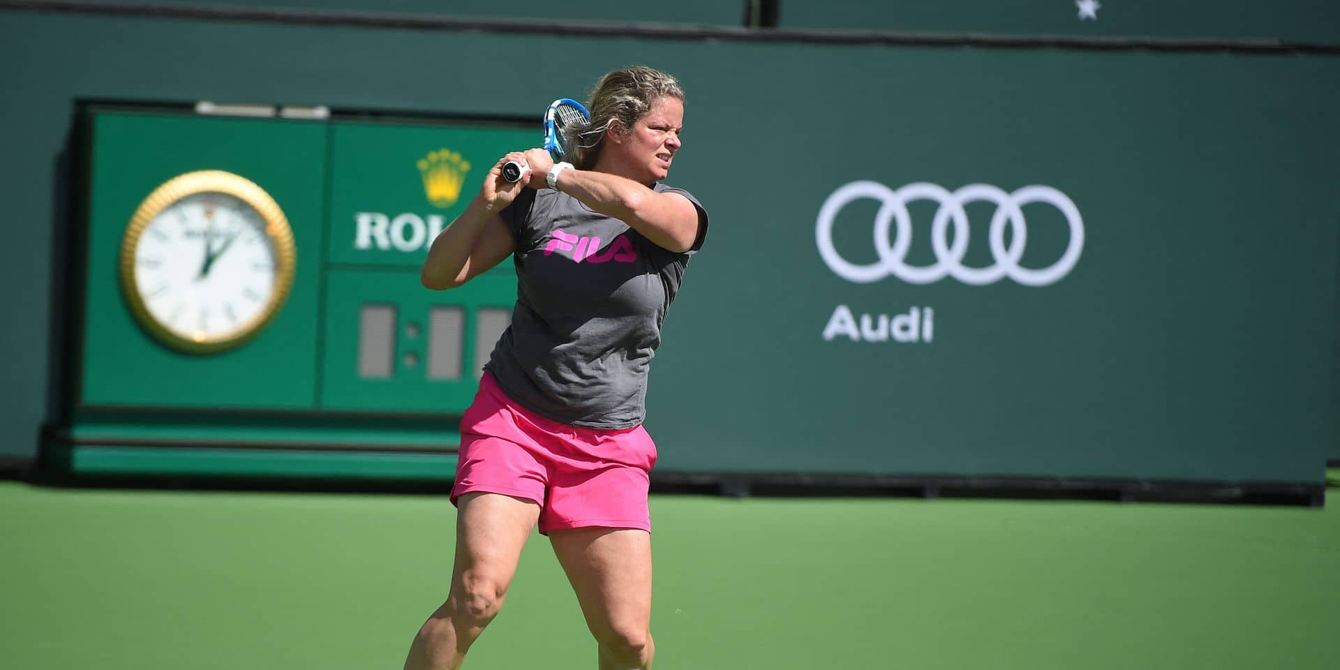 2020 Indian Wells Masters - Practice Sessions