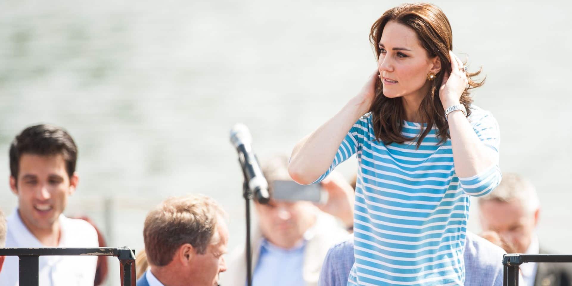 """Kate Middleton """"horrifiée"""": ce comportement de Meghan Markle qui ne passait pas du tout"""