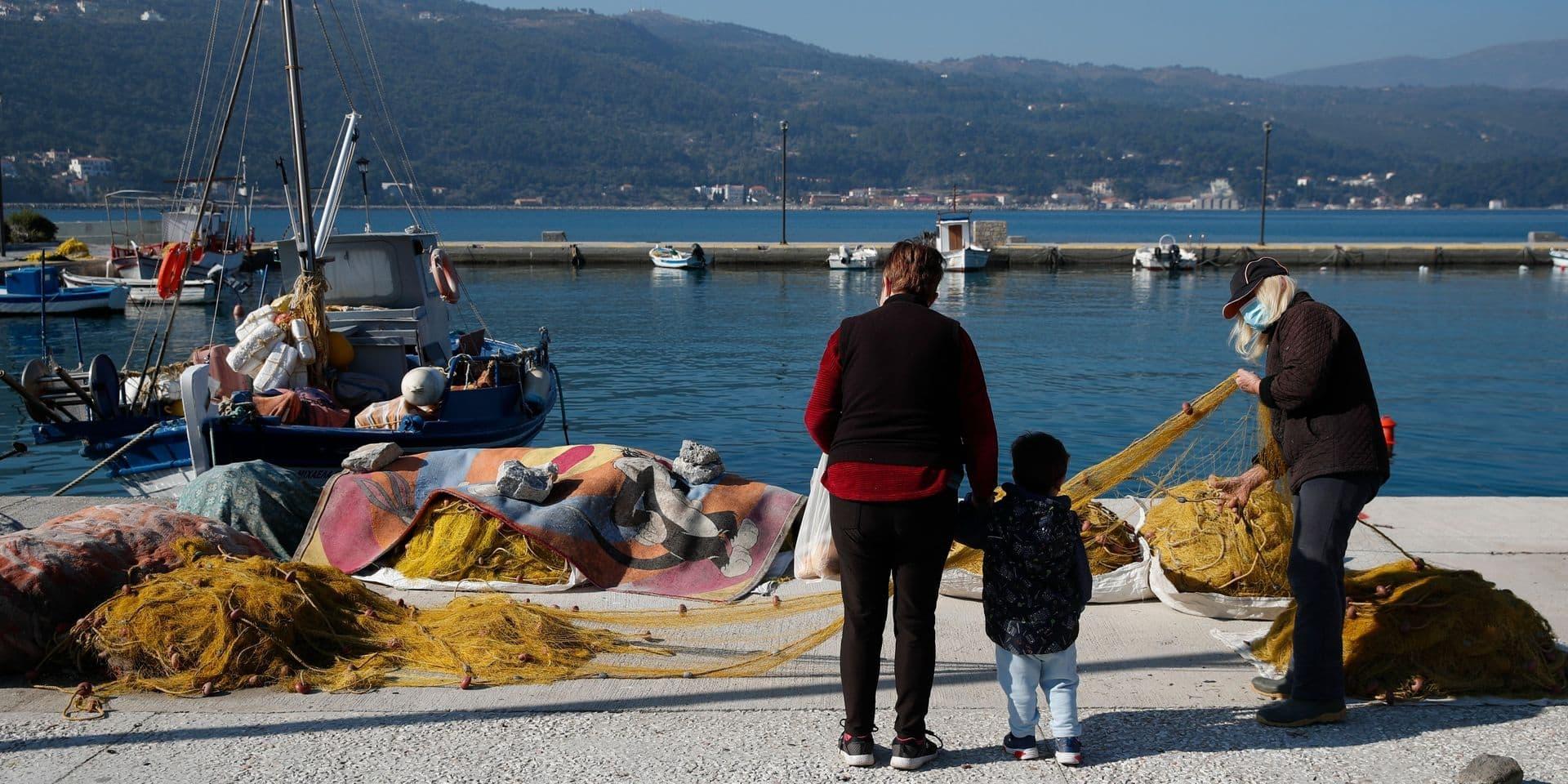 La Grèce va ouvrir ses frontières aux voyageurs vaccinés de l'Union européenne