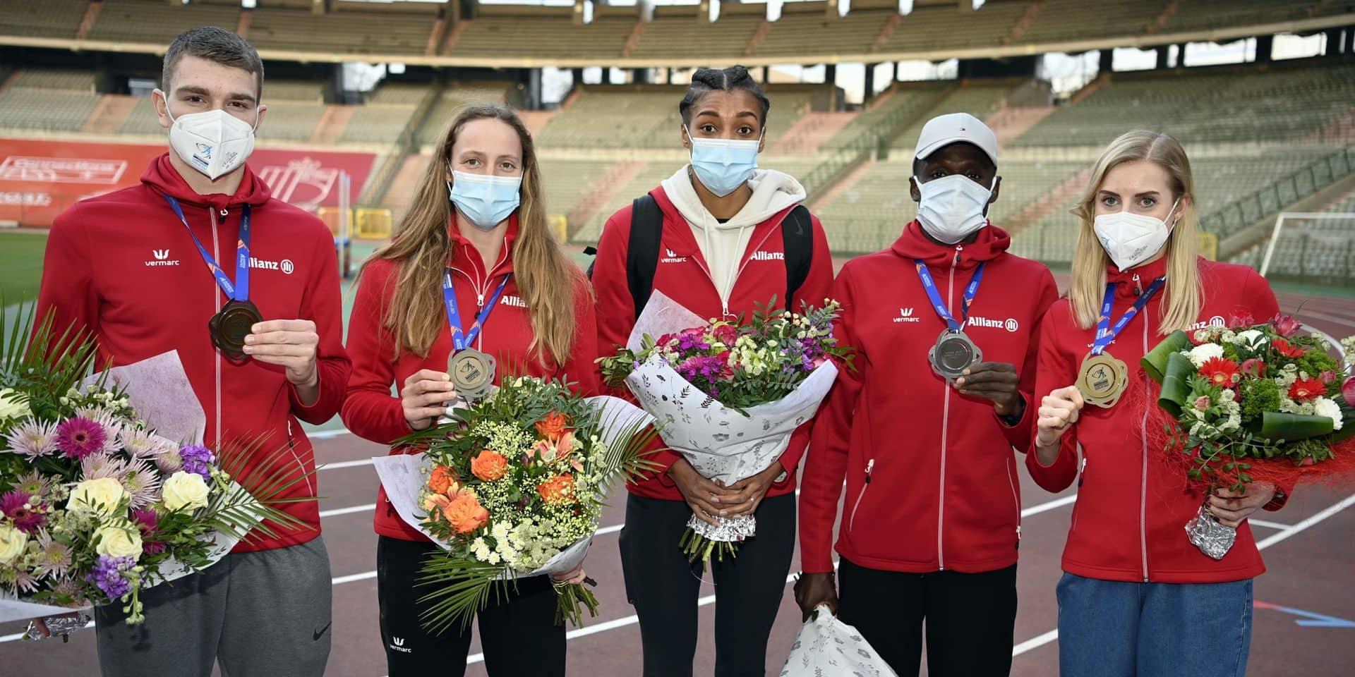 Les athlètes belges vont se faire vacciner prioritairement pour les Jeux Olympiques, le personnel des prisons aussi !