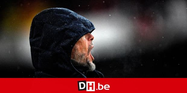 Standard's head coach Michel Preud'homme pictured during a soccer game between Standard de Liege and Waasland Beveren, Sunday 17 March 2019 in Liege, on the 30th day of the 'Jupiler Pro League' Belgian soccer championship season 2018-2019. BELGA PHOTO YORICK JANSENS