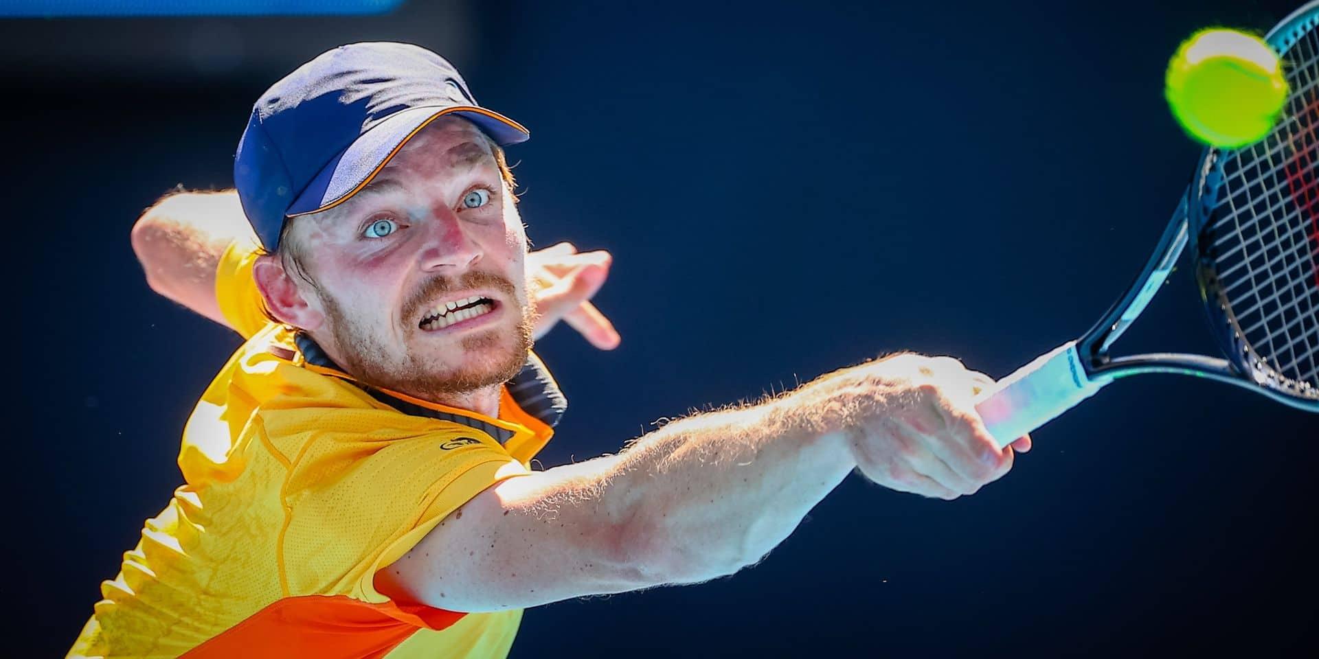 ATP Monte-Carlo: Goffin élimine Zverev en deux sets et affrontera Evans, Nadal étrille Dimitrov