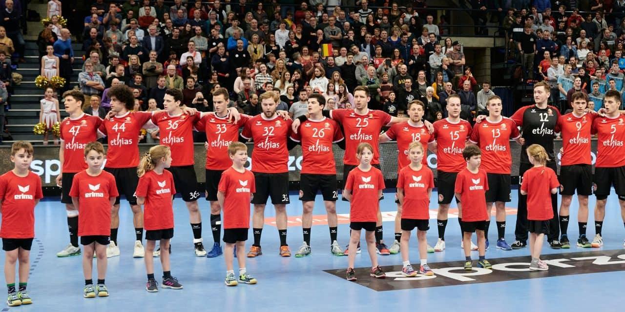 Handball - Euro 2022: France-Belgique et Belgique-Serbie du 5 et 7 novembre sont reportés