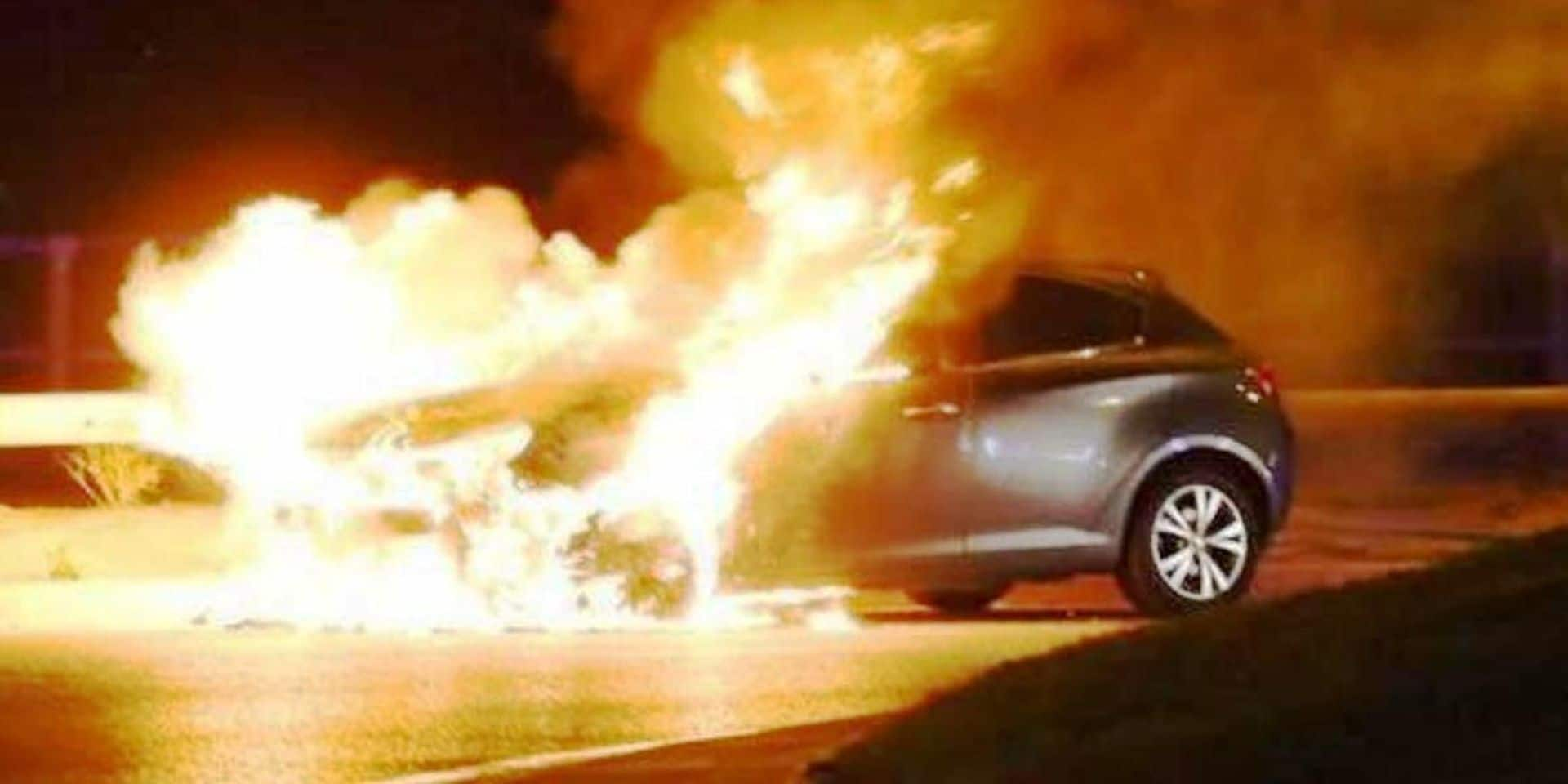 Accident grave à Goronne (Vielsalm) : deux personnes grièvement blessées