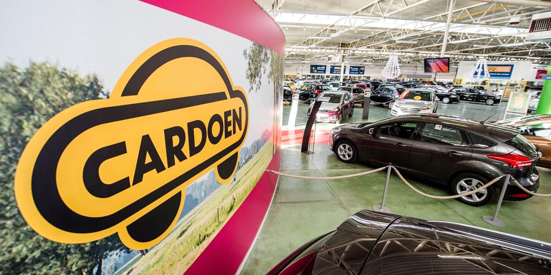 Acheter une voiture en ligne, sans la voir : Cardoen s'y met !