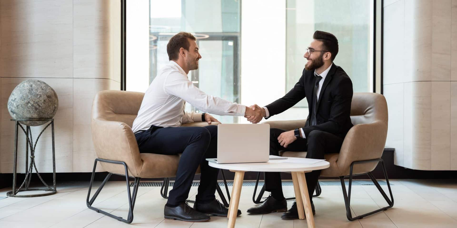 Les patrons belges plutôt optimistes: 60% des employeurs sont confiants quant au marché de l'emploi en 2021