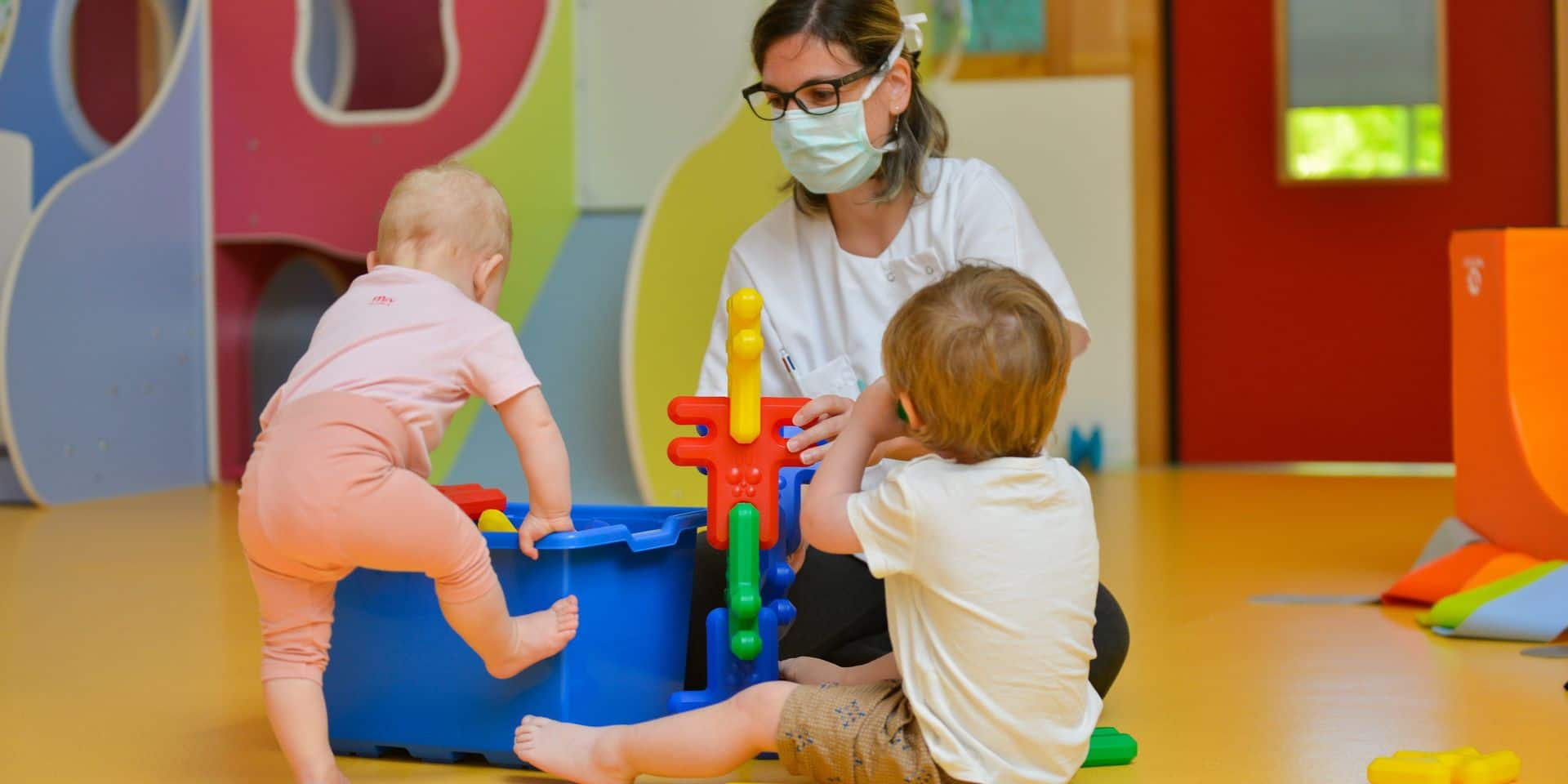 Mesures sanitaires en Creches