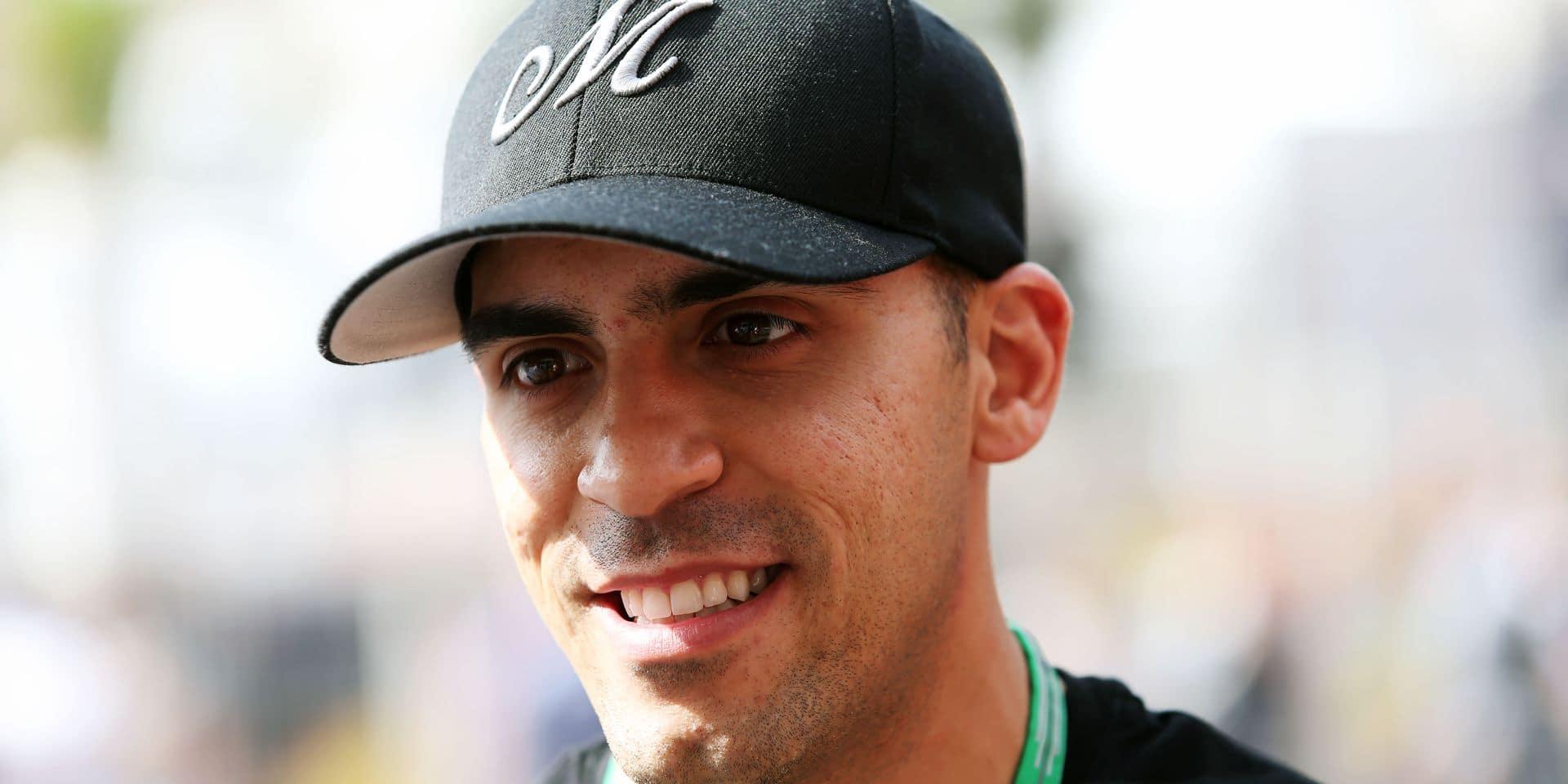 """Pastor Maldonado: """"Aucune comparaison à faire avec Verstappen"""""""