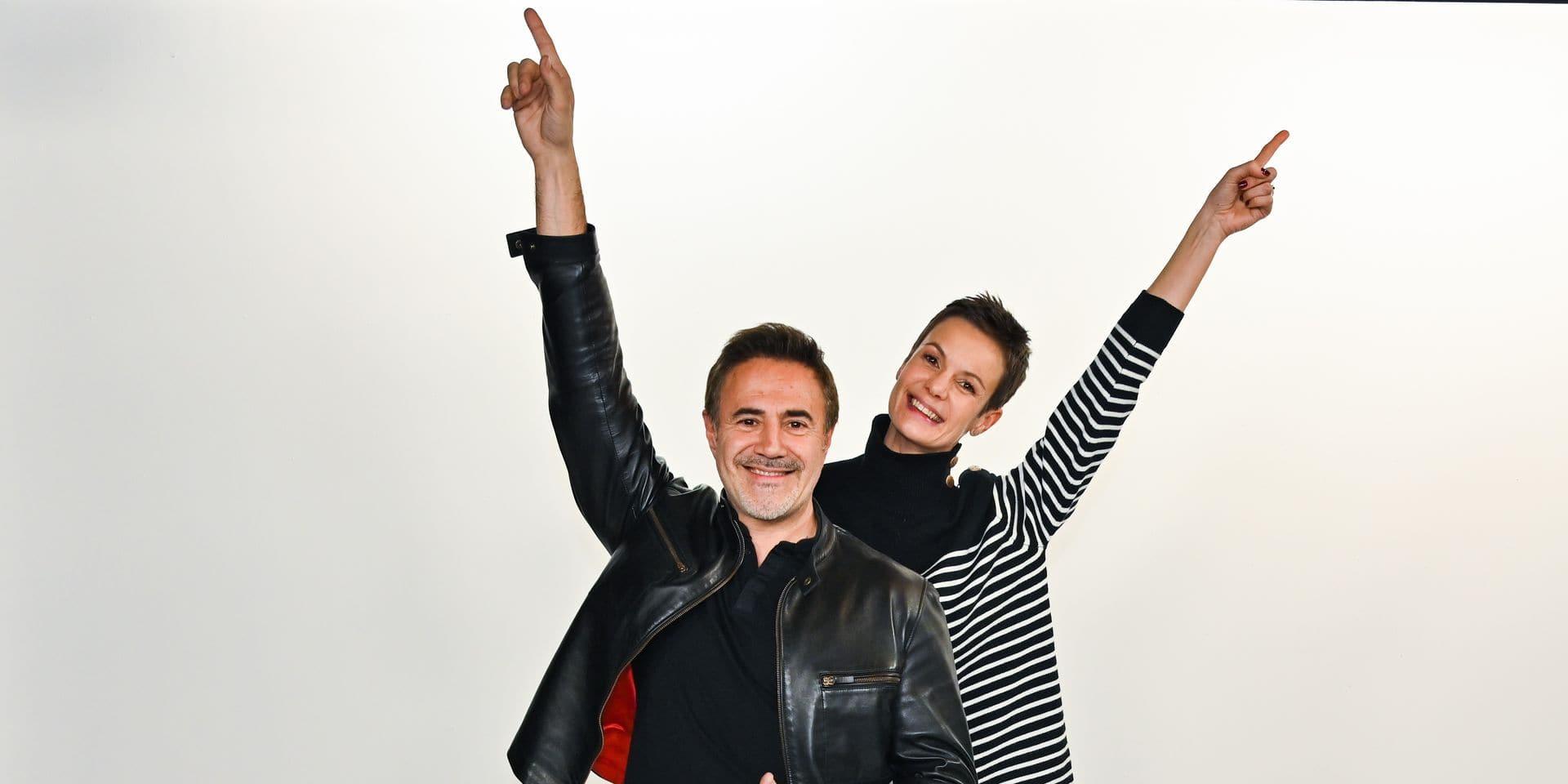 José Garcia et Sandrine Dans : les musiques de leur vie