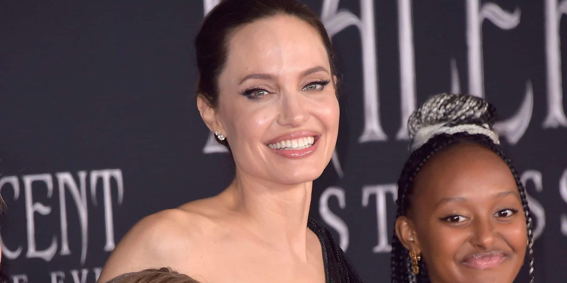 Film premiere 'Maleficent: Make the Dark' in Los Angeles