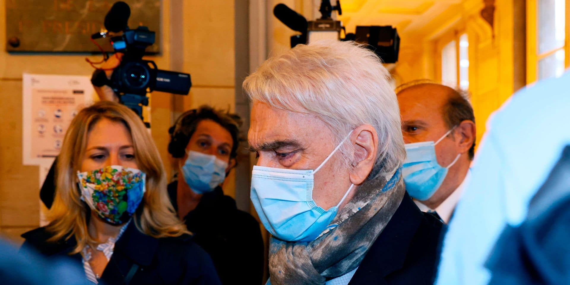 Ouverture du procès en appel de Bernard Tapie à Paris